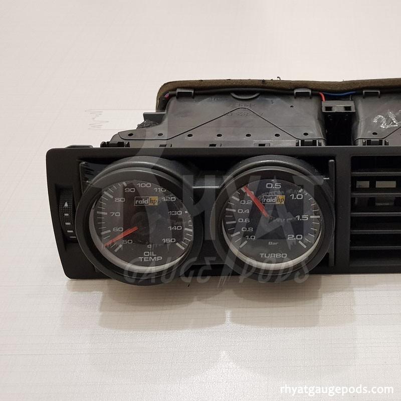 Audi A4 B6 Double 52mm Gauge Pod