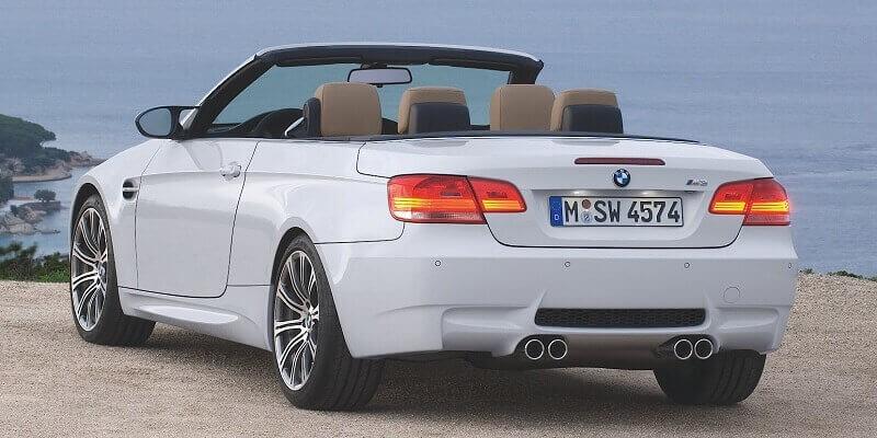 BMW 3 Series E93 (2004-2013)