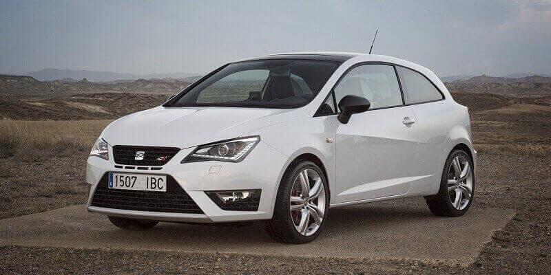 Seat Ibiza 6P (2015-2017)