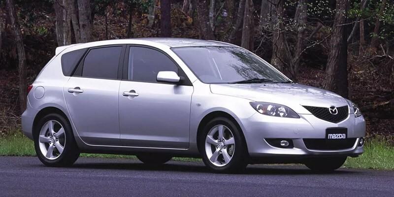 Mazda 3 (2004-2009)