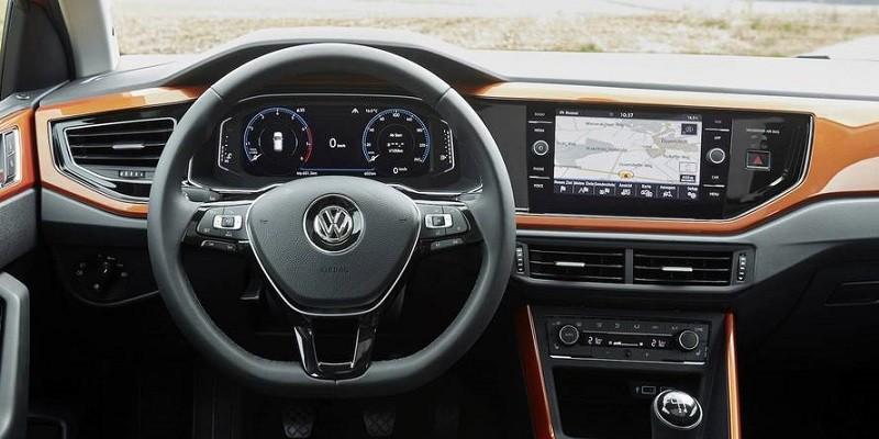 VW Polo 2G AW (Left hand drive)