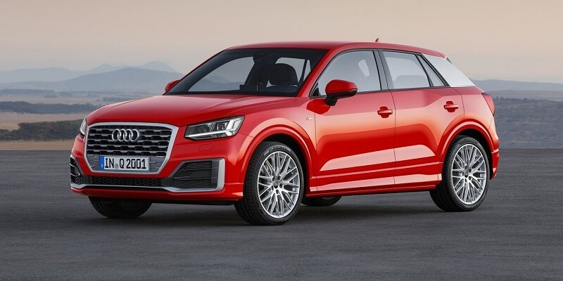 Audi Q2 GA (2016-Now)