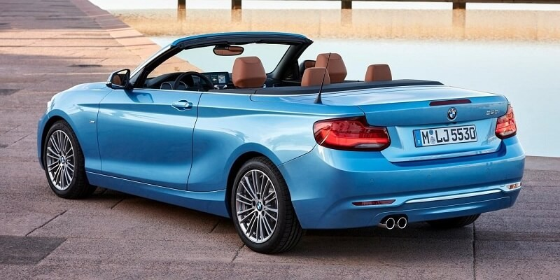 BMW Serie 2 F23
