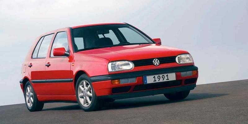 VW Golf MK3  (1992-1997)