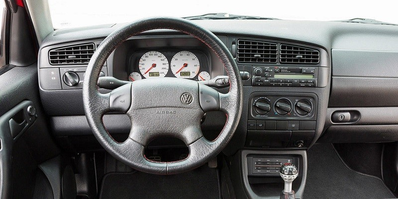 VW Golf MK3 (Left hand drive (LHD))