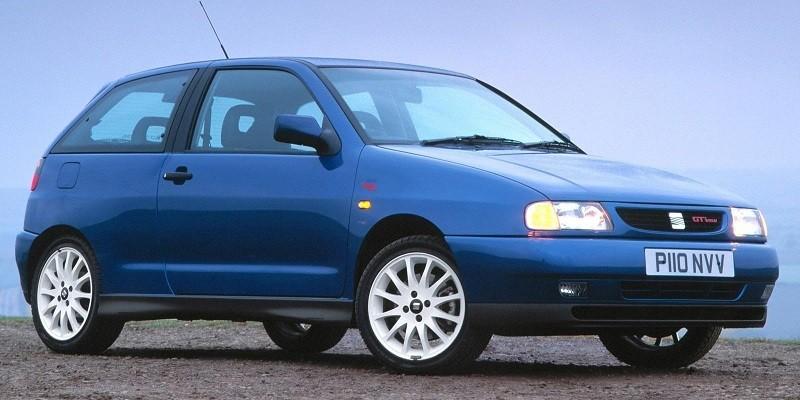 Seat Ibiza 6K (1993-1996)