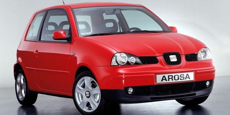 Seat Arosa 6H1 (1997-2001)