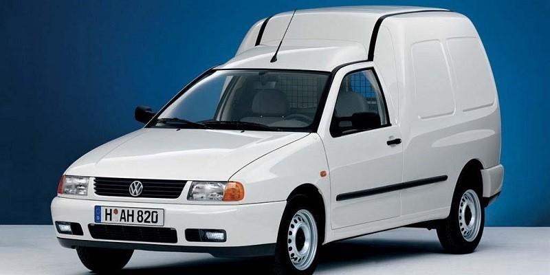 VW Caddy 9K MK2 (1996-2003)