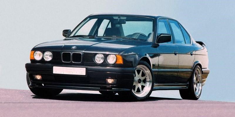 BMW 5 Series E34 (1987-1995)
