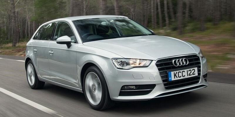 Audi A3 8V (2012-Actualidad)