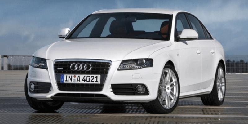 Audi A4 B8 (2008-2015)