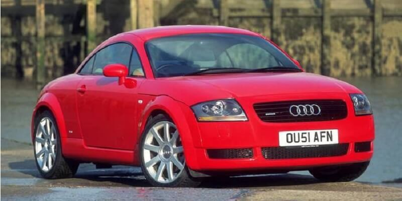 Audi TT 8N (1998-2006)