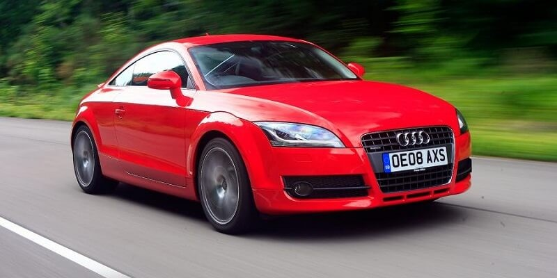 Audi TT 8J (2007-2014)