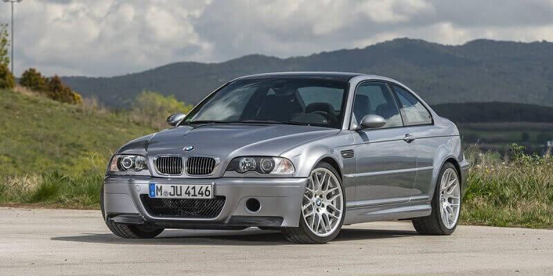 BMW 3 Series E46 (1998-2006)