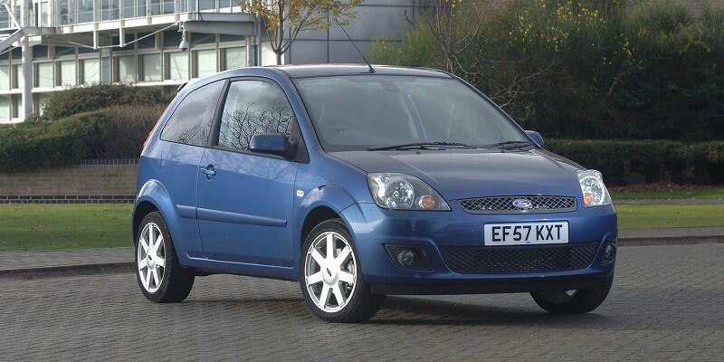 Ford Fiesta MK6 (2002-2007)