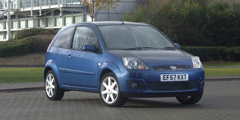 Ford Fiesta MK6.5 (2006-2008)