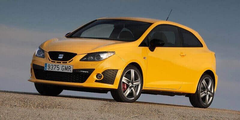 Seat Ibiza 6J (2008-2015)