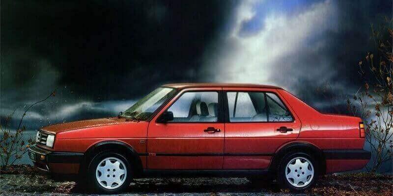 VW Jetta MK2 (1984-1992)
