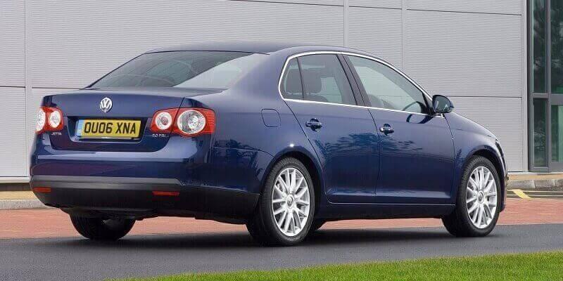 VW Jetta MK5 (2005-2011)