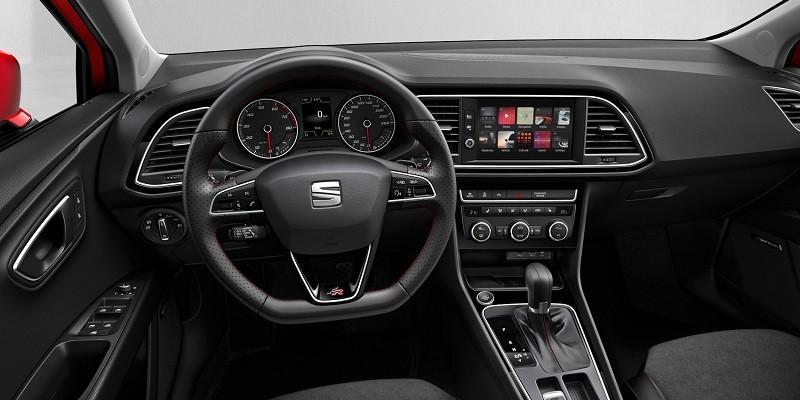 Seat Leon 5F MK3 (Left hand drive)