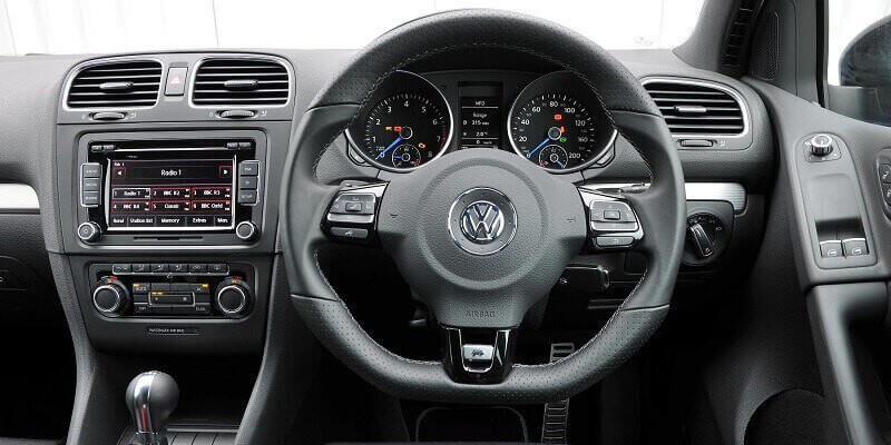 VW Golf MK6 (Right hand drive)