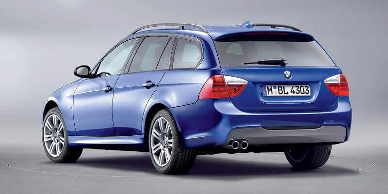 BMW 3 Series E91 (2004-2013)